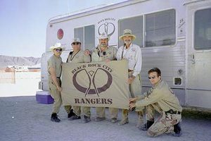Black Rock Rangers, 2000